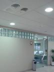 REV Diffuser Installed in Hallway