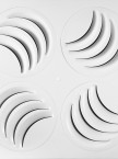 REV Diffuser Swirl Adjustment